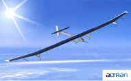 olar Impulse, Long-range Solar-powered Aircraft. Solar Impulse is the only airplane of perpetual endurance, able to fly day and night on solar power, without a drop of fuel. Altran, global leader in innovation and high‐tech engineering consulting, has been actively involved as an official partner in the Solar Impulse project since 2003.