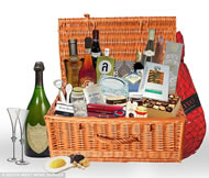 Available from VeryFirstTo.com, the World's Most Expensive Hamper contains some of the most expensive foodstuffs ever produced, including a rare caviar, goose foie gras, champagne fit for a royal wedding, and cognac that's been ageing smoothly since 1789.