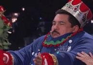 "On ABC's ""Jimmy Kimmel Live"" on Tuesday night, Dec. 16, Guillermo made it into the Guinness World Records because he broke the record for putting on the most Christmas sweaters. Even though it was hard to do, Guillermo was able to put the sweaters on one at a time with the help of one assistant that was allowed by the organization."